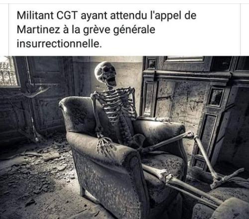 militant cgt